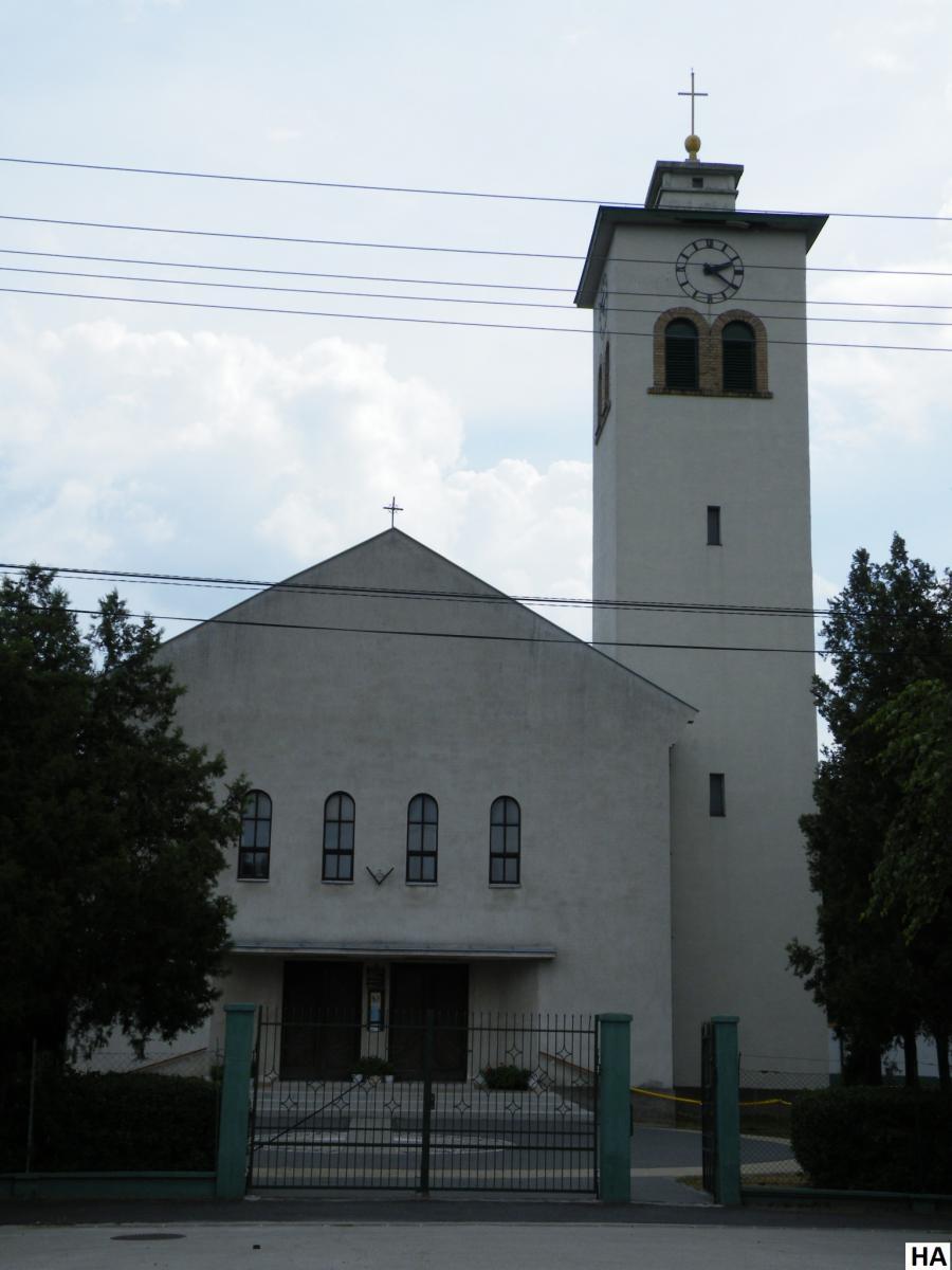 Szent Kristóf templom maroshegy
